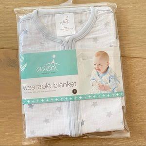 Aden + Anais Baby Sleeping Wearable Blanket Stars